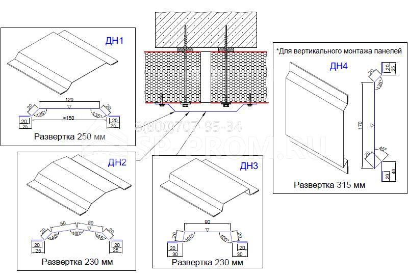 Стеновой элемент